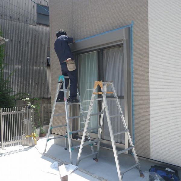 窓シャッター工事0005242974