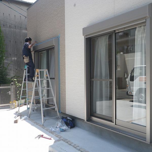 窓シャッター工事0005242976