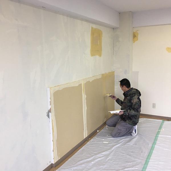事務所改装工事。0005914426