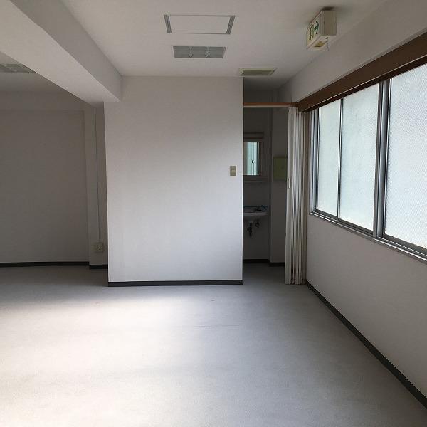 事務所改装工事。0005914429