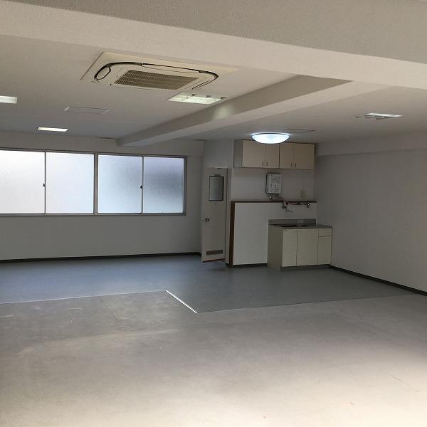 事務所改装工事。0005914430