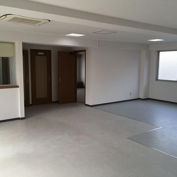 事務所改装工事。0005914431