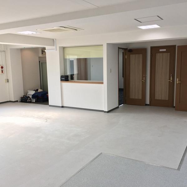 事務所改装工事。0005914432
