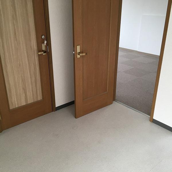 事務所改装工事。0005914434