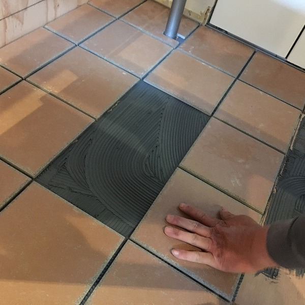 ペットのトイレ置き場。0006064721