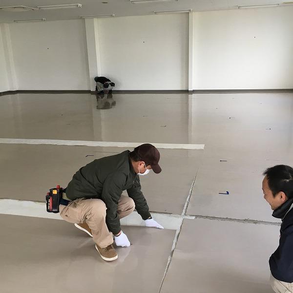 床シート貼り替えと壁クロス貼り替え。0006225144