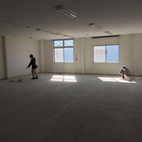 床シート貼り替えと壁クロス貼り替え。0006225148