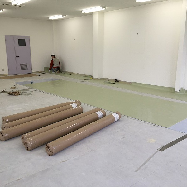 床シート貼り替えと壁クロス貼り替え。0006225150