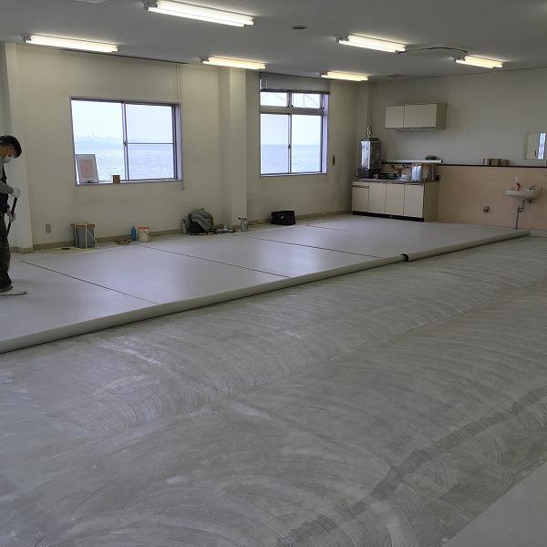 床シート貼り替えと壁クロス貼り替え。0006225151