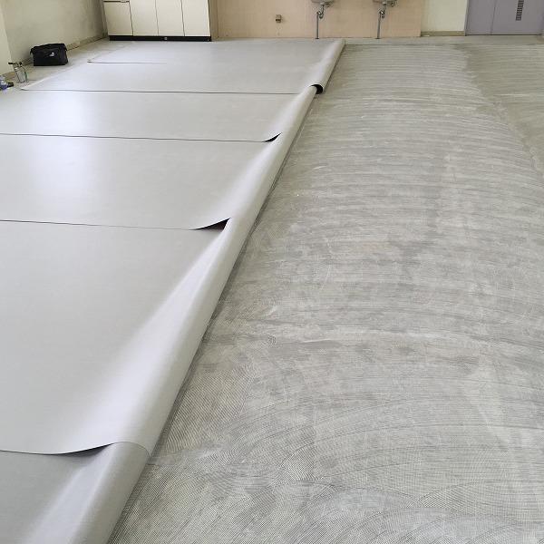 床シート貼り替えと壁クロス貼り替え。0006225152