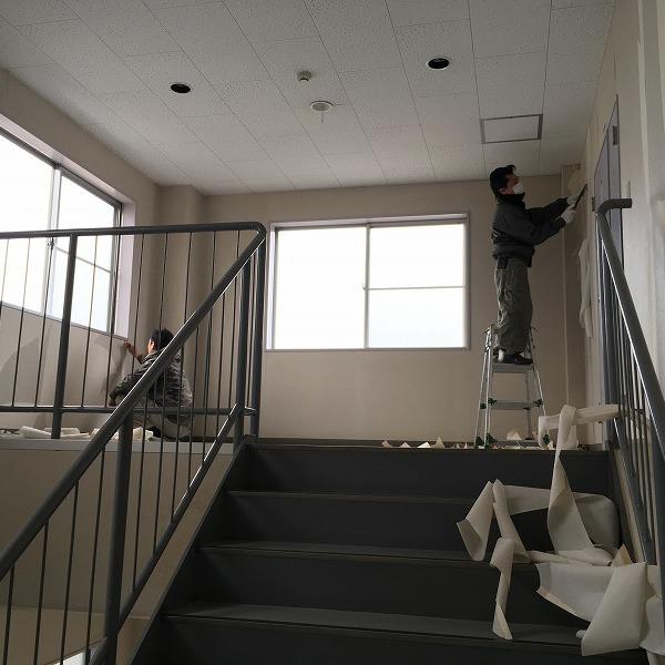 床シート貼り替えと壁クロス貼り替え。0006225166