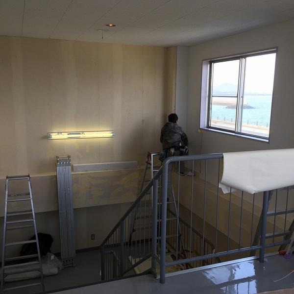 床シート貼り替えと壁クロス貼り替え。0006225169
