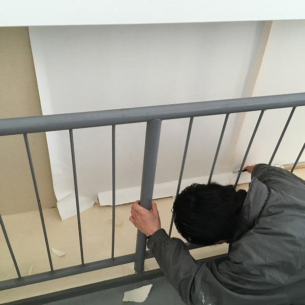 床シート貼り替えと壁クロス貼り替え。0006225171
