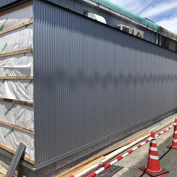 工場増築と改装。0006245235