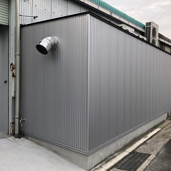 工場増築と改装。0006245236