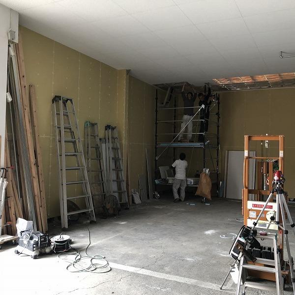 工場増築と改装。0006245241