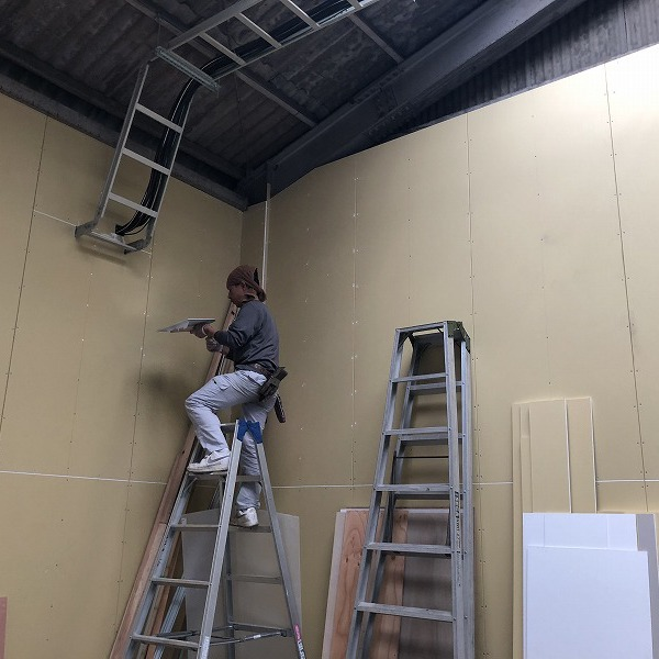 工場増築と改装。0006245242