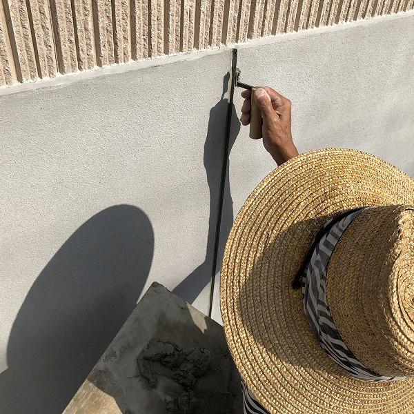 庭を削って駐車場工事。0006275363