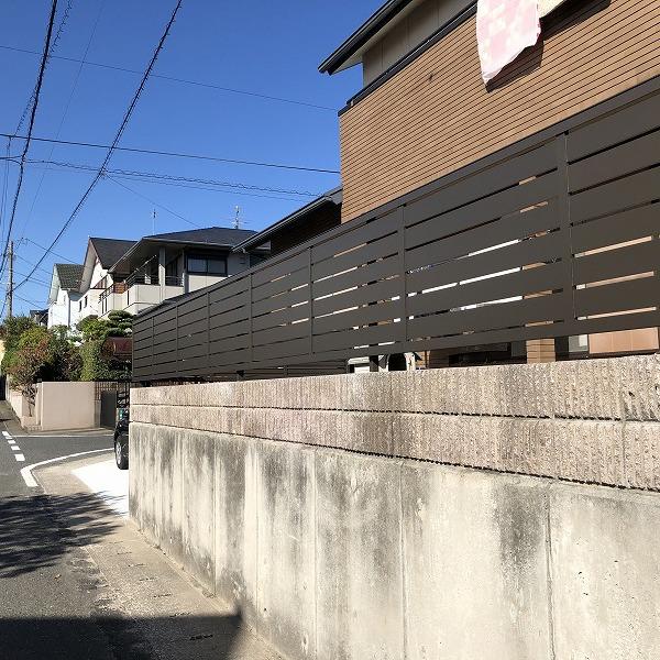 庭を削って駐車場工事。0006275366