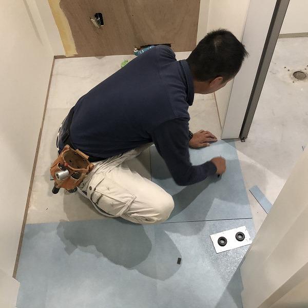クリニックトイレ改装。0006285387