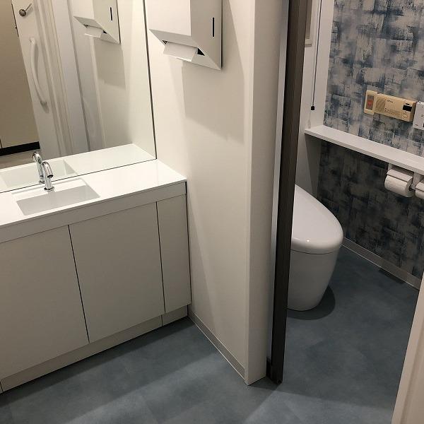 クリニックトイレ改装。0006285393