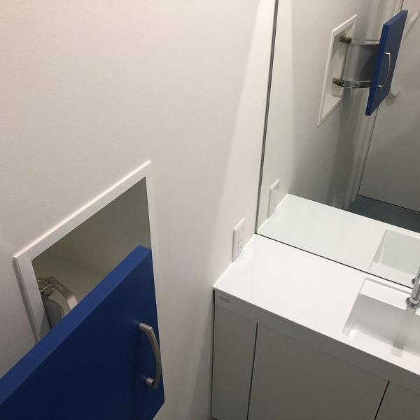 クリニックトイレ改装。0006285401