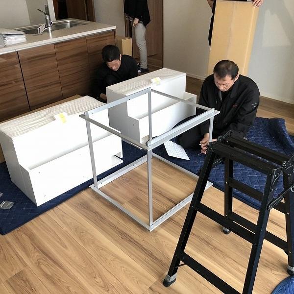 家具と照明器具。0006305420